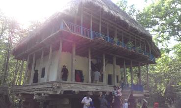 موزه خانه قدیمی لاهیجان
