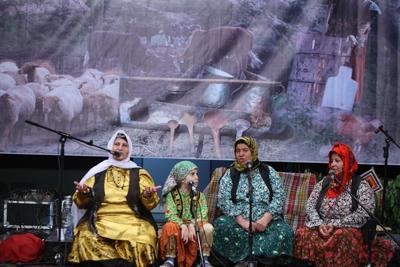 استشهاد محلی سرپرستی خانواده همایش سوادکوهی ها برگزارشد - مهر آوا